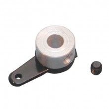 STEERING ARM 12mm, 4mm HOLE (1)
