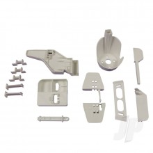Plastic Parts for Fuselage + Elevator FUNRAY