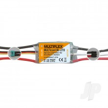 Speed controller MULTIcont BL-27/II
