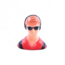 Miracle Civilian 1/10th Pilot - Red