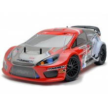 Maverick Strada RX Brushless Rally Car - Red