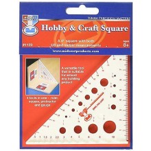 Midwest Hobby & Craft Square 4""