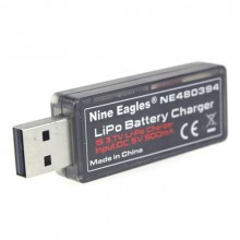 NINE EAGLES GALAXY VISITOR 6 USB INTELLIGENT CHARGER
