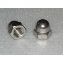 Hex.Domed Cap Nut M 3 DIN 1587