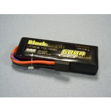 6000mAh 7.4V 2S2P 30C Semi Hard - TRX All Models