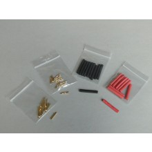 2.0mm Gold Connector Set 10prs