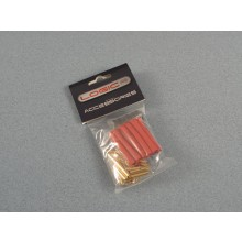 2.0mm Gold Connector Set 50prs