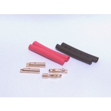 4.0mm Gold Connector Set 2prs