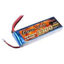 Li-Po 2S 7.4V 3300mAh 25C with T-Type