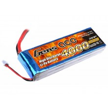 Li-Po 2S 7.4V 4000mAh 25C with T-Type