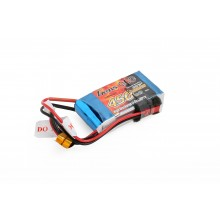 Li-Po 3S 11.1V 450mAh 25C with BEC