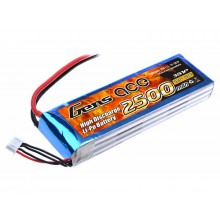 Li-Po 3S 11.1V 2500mAh 25C with T-Type