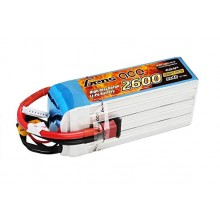 Li-Po 3S 11.1V 2600mAh 60C with T-Type