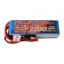 Li-Po 3S 11.1V 2700mAh Tx with BEC