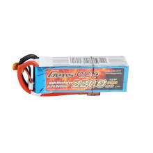 Li-Po 4S 14.8V 2200mAh 25C with T-Type