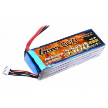 Li-Po 4S 14.8V 3300mAh 25C with T-Type