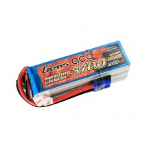 Li-Po 6S 22.2V 3700mAh 60C with EC5