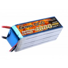 Li-Po 6S 22.2V 4000mAh 25C with EC5