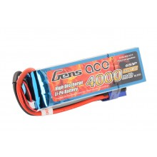 Li-Po 6S 22.2V 4000mAh 45C with EC5