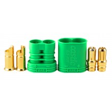 Castle 6.5 mm Polarized Bullet Connector 1pr