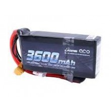 Li-Po HV Car 3S 11.4V 3600mAh 50C with T-Type
