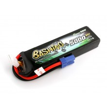 Li-Po Car 3S 11.1V 5000mAh 50C with EC5