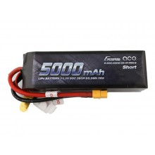 Li-Po Car 3S 11.1V 5000mAh 50C with XT60 Short