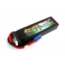 Li-Po Car 3S 11.1V 6500mAh 60C with EC5
