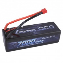 Gens Ace Li-Po Car Hard Case 3S 11.1V 7000mAh 60C with XT60