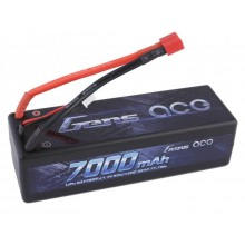 Li-Po Car Hard Case 3S 11.1V 7000mAh 60C with XT60
