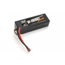 Hi-Energy 3S 11.1V 4000mAh 30C Car Li-Po