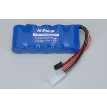 6.0v 3300mAh Flat Receiver NiMH Batteries