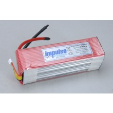 Impulse 5S1P 4800mAh 20C Li-Po
