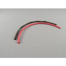 Heat Shrink (1M Red/1M Black) 4.0mm