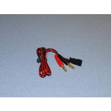 Charge Leads 4mm~Futaba Rx
