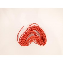 Silicone Wire 1.6mm - 10m Red