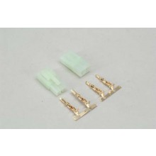 Tamiya Connector w/Pins (1 Set)