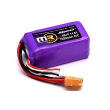 Ripmax MR 4S 1600mAh 45C Li-Po with XT60