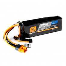 2200mAh 3S 9.9V Smart LiFe ECU Battery; IC3