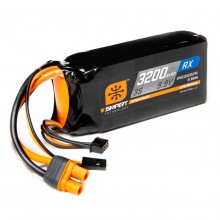 3200mAh 3S 9.9V Smart LiFe ECU Battery; IC3
