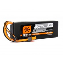4000mAh 2S 7.2V Smart LiPo Battery 30C; IC3