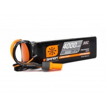 4000mAh 6S 22.2V Smart LiPo Battery 30C; IC5