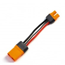IC5 Device Connector to IC3 Battery Conn 4 / 100mm; 10 AWG