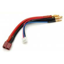 Charge Lead T-Conn to 4&2mm inc XH