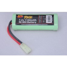 7.2V 1100mAh Ni-MH Battery All Rage