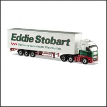 Stobart Rail Volvo FH 460 & Box Trailer (ODA17) 1:76 (Pre-owned but New Condition)