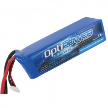 OPTIPOWER ULTRA 6s 50C LITHIUM PACK 5000mAh