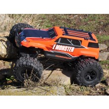 BSD 1/10th 4WD E-Monster Rock Crawler 2.4GHz - Ready to Run