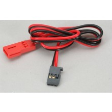 Battery Extension Lead 500mm (HD)