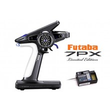 Futaba T7PXR Limited Edition 7-Channel 2.4GHz Transmitter and R334SBS Rx Combo